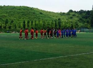 U-13 県リーグ第1節