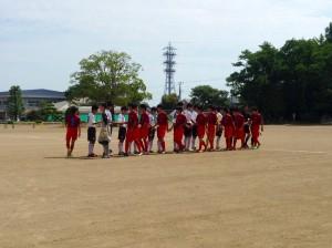 U-15県リーグ第4節