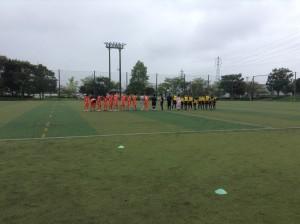 高円宮杯千葉県ユース(U-15)サッカー大会2次ラウンド