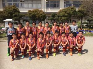 U-12サッカーリーグin千葉