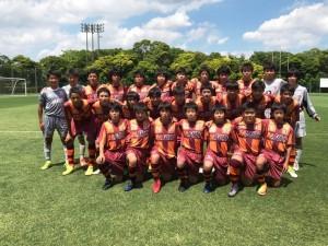 U-15 クラブユース選手権大会