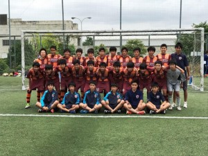 御礼 U-15 クラブユース選手権大会 関東大会!!