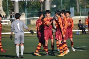 U-15県リーグ1部昇格!!!