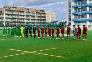 U-15県リーグ最終節