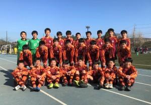 U-13浦安市リーグ