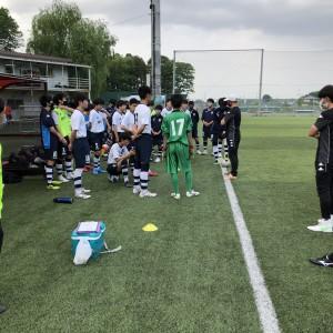U-15クラブユース選手権決勝トーナメント2回戦
